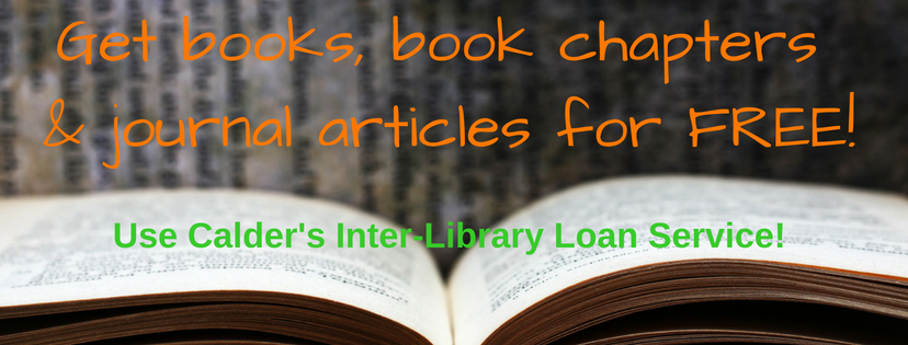 Get books, book chapters and journal articles for FREE!
