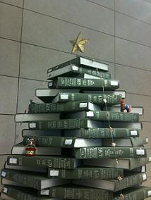 Journal Christmas Tree